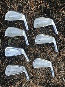 Miura CB 501 Iron Heads 4-PW (Set of 7) Heads Only Clean Great Condition CB501