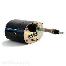 12V Scheibenwischermotor mit Schalter 40 mm Wandung Wischwinkel 105° Wischer