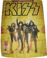 KISS BAND POSTER TEXTILE FLAG NEW IN BOX