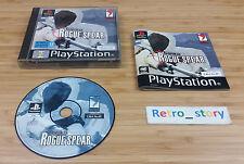 Sony Playstation PS1 Rainbow Six Rogue Spear PAL