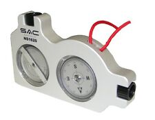 Compass & Inclinometer for Satellite, Aerial and Solar installs and site survey.