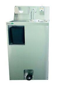 Hallco RHAMHWS+ Mobile Hand Wash Station/Sink- FREE HANDWASH TIMER