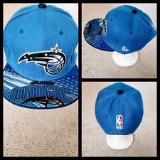 ORLANDO MAGIC NBA SNAPBACK HAT.
