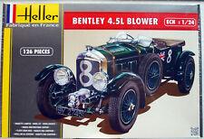1930 Bentley 4,5 L Blower No. 8 Le Mans 1:24 Heller 80722