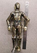 1/6 escala 1998 Star Wars 12 in (approx. 30.48 cm) C3P0 habla y ojos iluminarse obras electrónicas