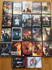 22 DVD`s, Blockbuster DVD Sammlung, Paket, Konvolut (gemischte Genre)