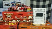 Bill Elliott 2004 Daimler Chrysler UAW #91 Dodge 1/24 NASCAR Diecast 1 Of 6,012