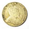 1910 HL Canada 5c Five Cents Silver Coin Half Dime KM# 13