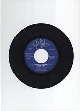 """JANNETTE DAVIS 7"""" 45 ROYALE #45279 SENTIMENTAL OVER YOU COUNTRY C&W ROCK-A-BILLY"""
