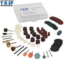 TASP Dremel Accessories Rotary Tool Bit Set 105PC Mini Drill with 3.2mm Mandrel
