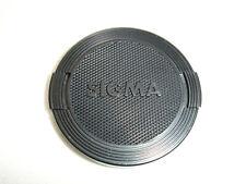 SIGMA 52mm front lens cap , Genuine / OEM