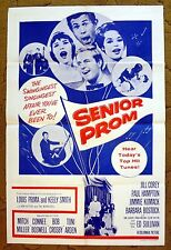 """""""SENIOR PROM"""" everyone has that Special Memory & Music - movie poster"""