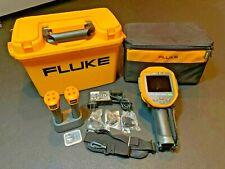 Fluke Ti 450 Pro Ir Fusion Technology Thermal Imager 320x240 60hz 14f 2732 F