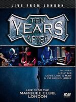 TEN YEARS AFTER - LIVE FROM LONDON  DVD NEUF