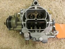 1958 Chev Carb Fuel Injection Corvette Carter 4bbl WCFB 7014800 Rochester