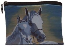 Horse Change Purse, Coin Purse - From my Original Oil Painting, A Mother's Love
