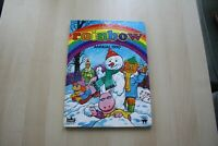 RAINBOW ANNUAL 1990 Thames Television Children's TV