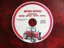 Massey 168 Workshop Manual Reprint 1856000m1 Massey Ferguson