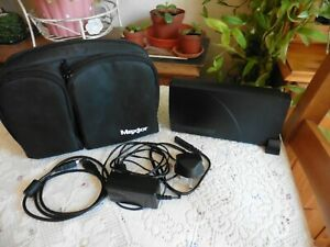 Portable Freecom External Hard Disk Drive 120GB, Power Supply and Carry Case