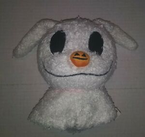 "Disney Parks Exclusive Baby Zero Stuffed Plush Nightmare Before Christmas 7"""