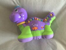 Leap Frog Learning Path Dinosaur Dragon Lettersaurus ABC Musical Educational Toy