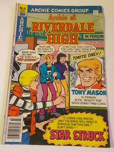 Archie At Riverdale High NO. 61 Comic Book Free Combined Shipping!!!