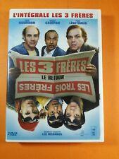 °!°/ Coffret 2 Dvd LES 3 FRÈRES + 3 Frères LE RETOUR Campan, Bourdon, Legitimus