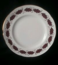 Vintage Paragon China Elegance gold trim dessert plate