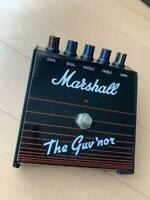 The Guv'nor Marshall Overdrive Guitar Effect Pedal Excellent FS