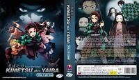 ANIME DVD~Kimetsu No Yaiba(1-26End)English sub&All region FREE SHIPPING+GIFT