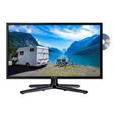 Reflexion LDDW22 mit Triple Tuner DVB-S2/C/T2 HD & DVD-Player für 12/230V WoMo