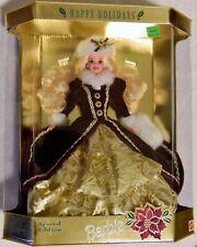 Mattel 1996 Barbie Happy Holidays Barbie Special Edition Unopened