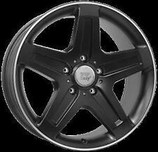 5NA601025G Cerchi lega mercedes, 19 pollici w779 wsp italy dull black r polished