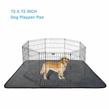 Extra Large Dog Pee Pads Blanket Washable Puppy Pads Mat with Fast Absorbent
