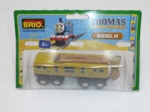 Genuine Wooden Brio Thomas Tank Engine Diesel 10 32333