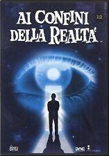Ai confini della realta' 12 - DVD 2006 EDITORIALE USATO OTTIME CONDIZIONI