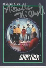 "NICHELLE NICHOLS SIGNED 1991 IMPEL ""STAR TREK"" 25TH ANNIVERSARY #153 - LT. UHURA"