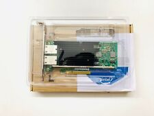 Intel X540-T2 10G Dual RJ45 puertos PCI-Express Ethernet Adaptador de red convergente
