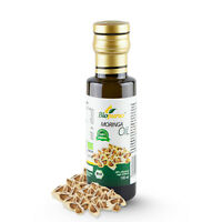 Certified Organic Cold Pressed Moringa Seed Oil 100ml Biopurus