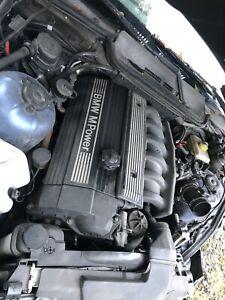 1996-1999 BMW E36 M3 M-Coupe Z3 S52 Motor Engine 3.2L 143K mile (PICKUP ONLY)🎃
