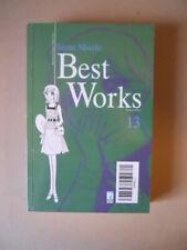 BEST WORKS n°13 - Suzue Miuchi Manga Star Comics   [G370F]