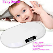 Digital Electronic 20kg Baby Infant Pet Midwife's Weighing Bathroom Scales