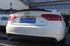 Carbon Heckspoiler für Audi A5 S5 B8 Spoiler Heckspoilerlippe Sportback S-Line