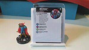 Wizkids Marvel Heroclix 15th Anniversary What If? 009 Dr. Stark Common With Card