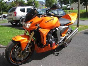 Lack Auto / Motorrad:  fuss  Zum Lackieren Pearl Blazing Orange Kawaski Z800