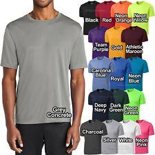 Mens Moisture Wicking T-Shirt Dri Fit Workout Gym Exercise Tee XS-XL 2XL 3XL 4XL