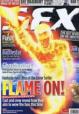 FANTASTIC 4 / RAY BRADBURY / FORBIDDEN PLANET	SFX	no.	158	Jul	2007