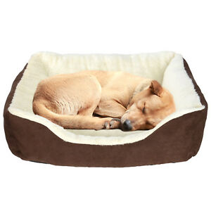 NEW Home Dog Bed Kennel Medium Size Cat Pet Puppy Sofa Bed House Soft Warm