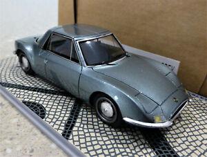 1/43 Bizarre 1967 Matra 530LX in Metallic Grey. Excellent, rare, boxed. BZ188