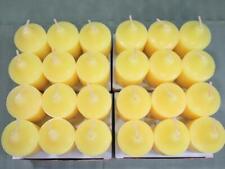 Nib! 4 boxes of Partylite Hocus Pocus votives (24 votives total)